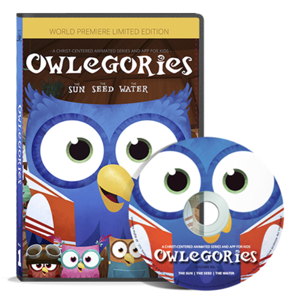 Owlegories Vol. 1