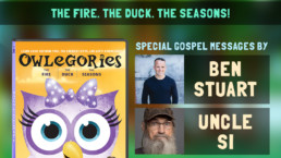 Owlegories Vol. 3 With Ben Stuart, Uncle Si, and Jeremy Cowart