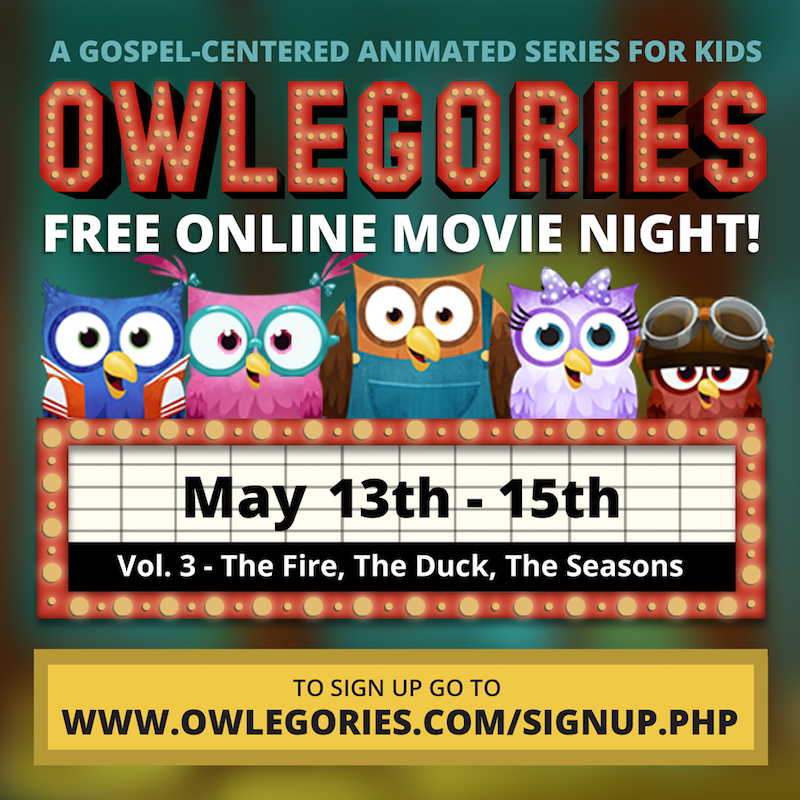 Watch Owlegories for Free - World Premiere May 13-15th