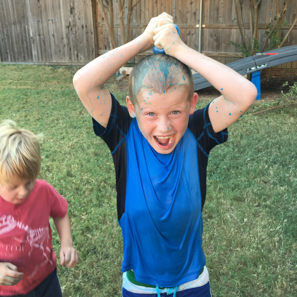 Water Balloon Review